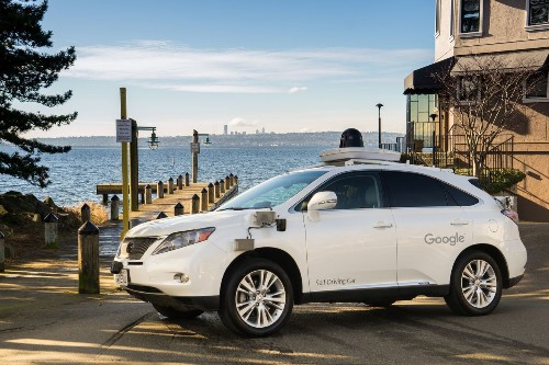 Google will pay Arizona drivers $20 per hour to test self-driving cars
