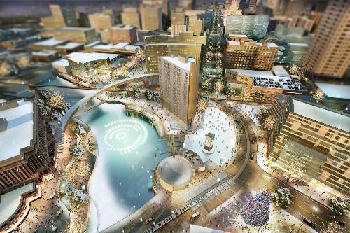 A $6.5 billion plan to create a city-sized biotech hub looks a lot like SimCity