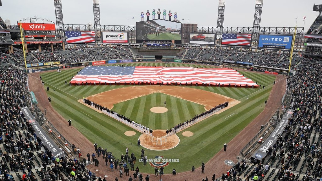 Chicago White Sox - cover