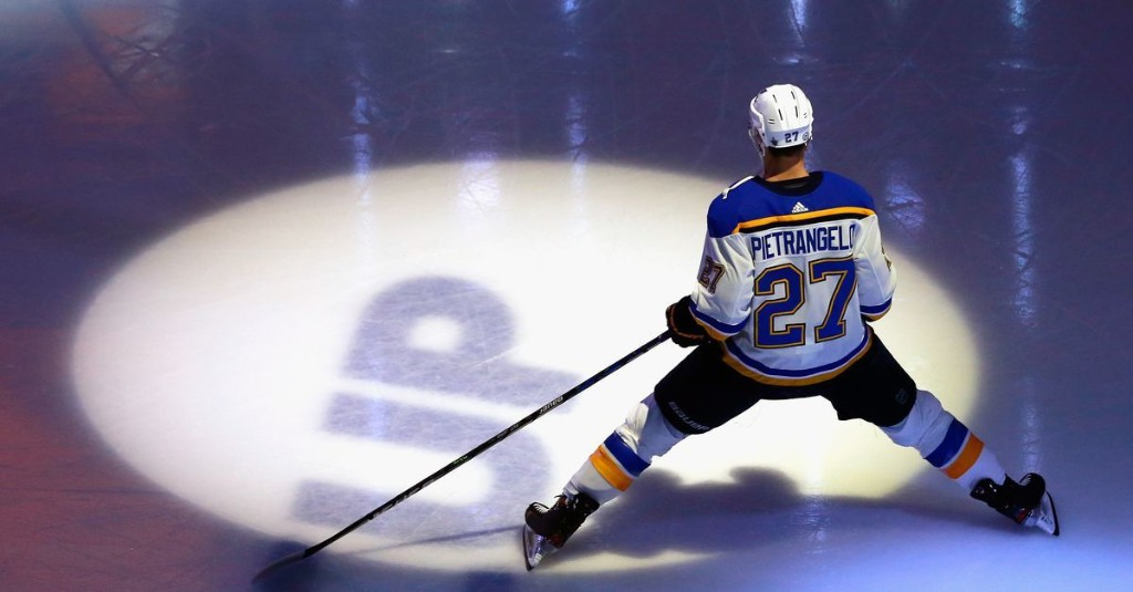The Blues should have extended Alex Pietrangelo years ago