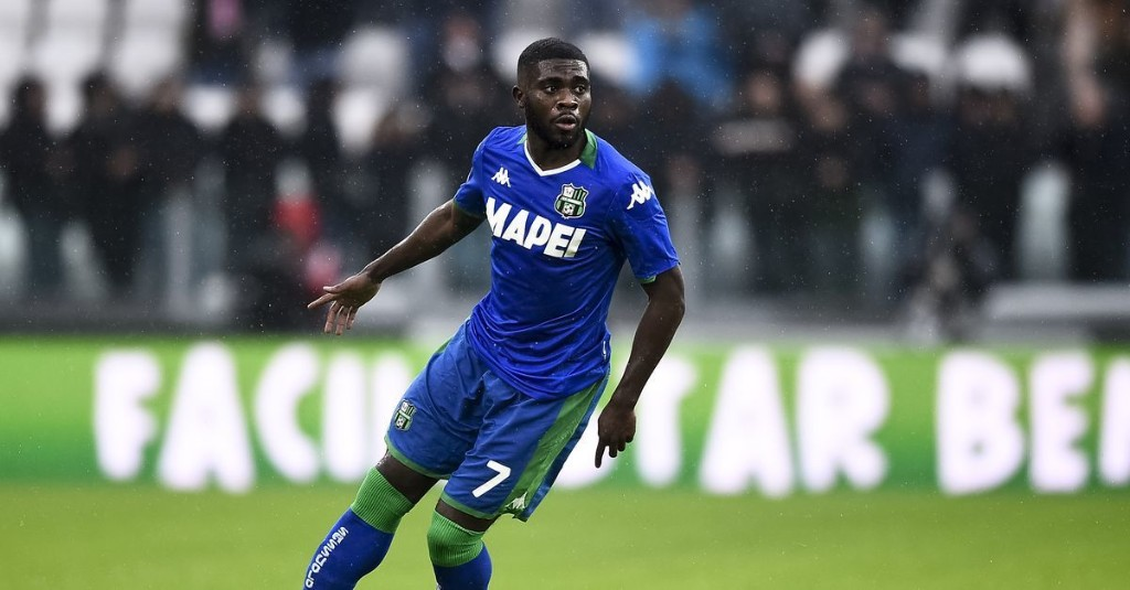 Guardian: Chelsea will not buy back Jérémie Boga, negotiating sell-on fee instead