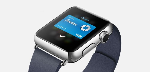 Apple executive explains how Apple Pay will work with Apple Watch