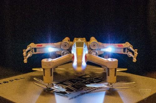 Propel's Star Wars drones get a new flight simulator app