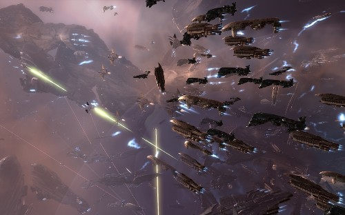 Largest space battle in history claims 2,900 ships, untold virtual lives