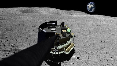 The Google Lunar X Prize team that wants to mine the Moon now has a ride to space