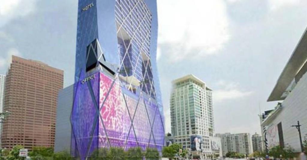 Flamboyant South Park skyscraper moves ahead