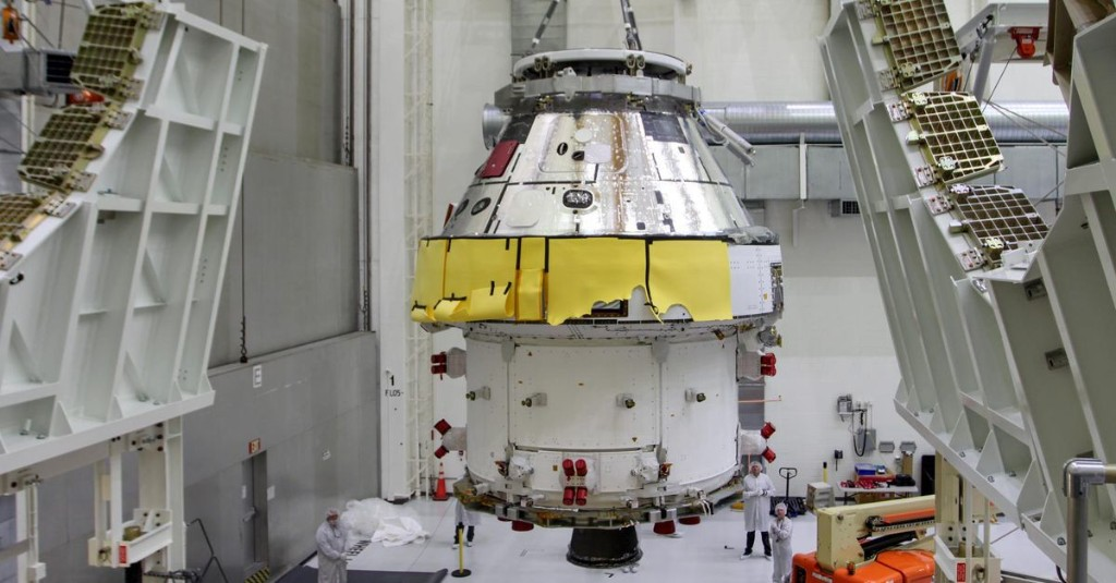 Component failure in NASA's deep-space crew capsule could take months to fix