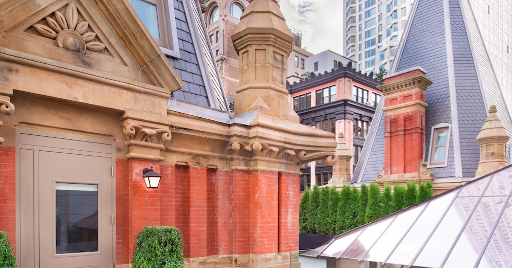Sleep in a Beekman Hotel turret penthouse for $6,500/night