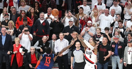 10 reasons Damian Lillard's series-clinching 3-pointer is legendary