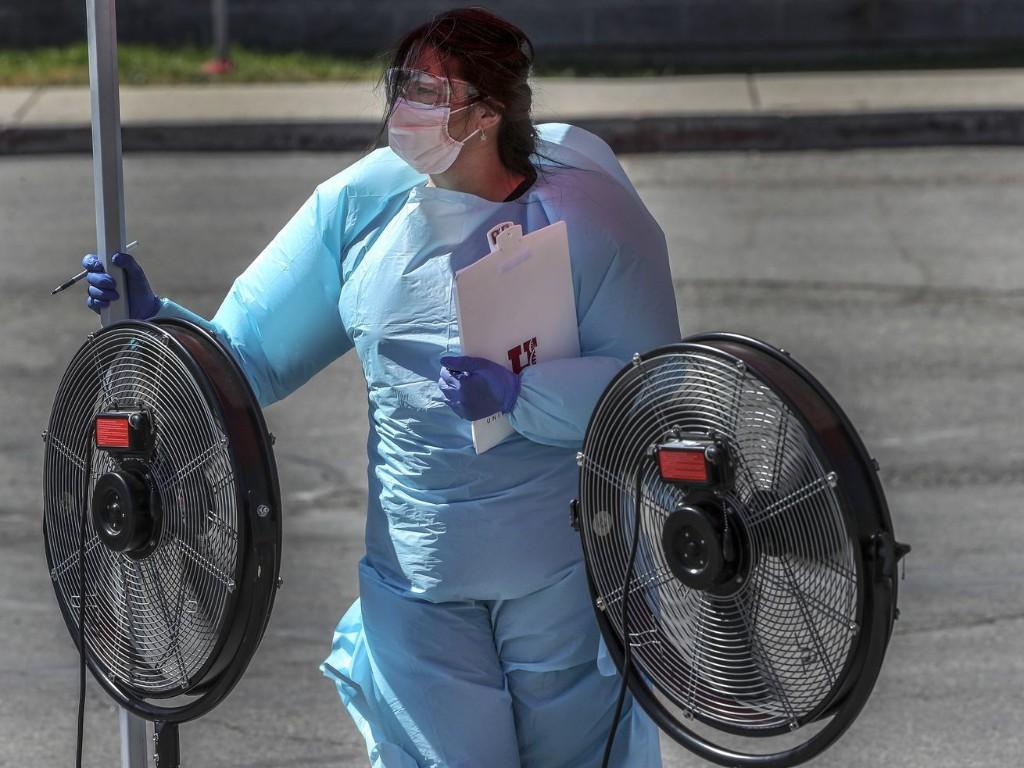 Utah reports 376 new cases but no coronavirus deaths Saturday