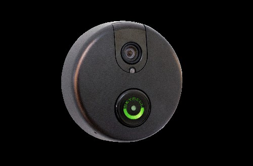 SkyBell's internet doorbell gets faster with always-on Wi-Fi