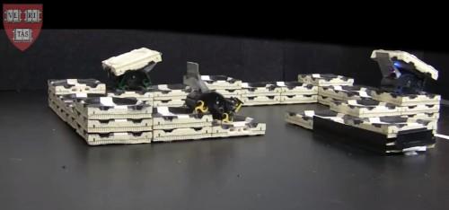 Harvard researchers look to termites as inspiration for autonomous building robots