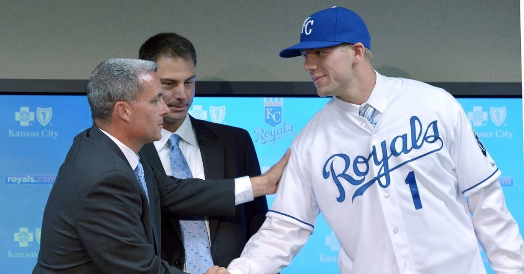 How the Royals built their frozen 40-man roster