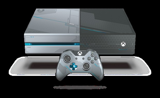 A limited edition Halo-themed Xbox One console is coming this October