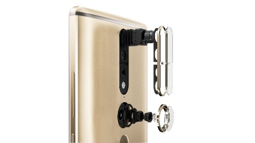 The first phone with Google Tango, the Lenovo Phab 2 Pro, is shipping next week
