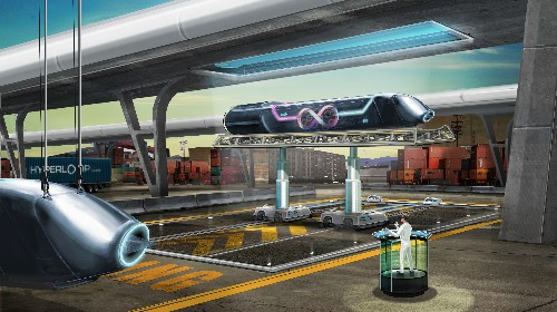 Hyperloop Tech joins SpaceX in sponsoring pod design competition