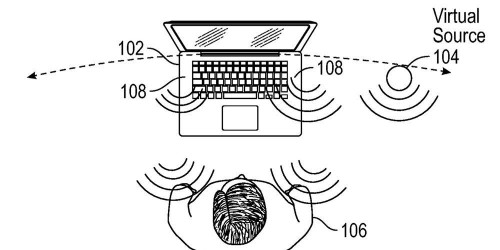 New Apple patent imagines virtual speakers that can simulate sound from anywhere in the room