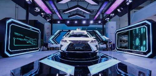 Toyota steers $400 million to self-driving startup Pony.ai