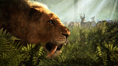 Ubisoft announces Far Cry Primal, coming this February