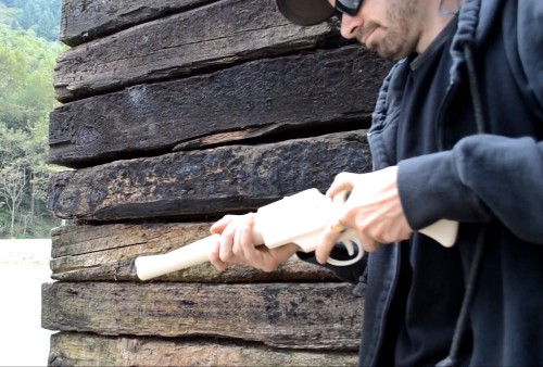 World's first 3D-printed rifle gets update, fires 14 shots