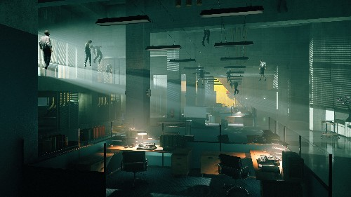 Control is a ritual-obsessed, supernatural action game from the creator of Quantum Break