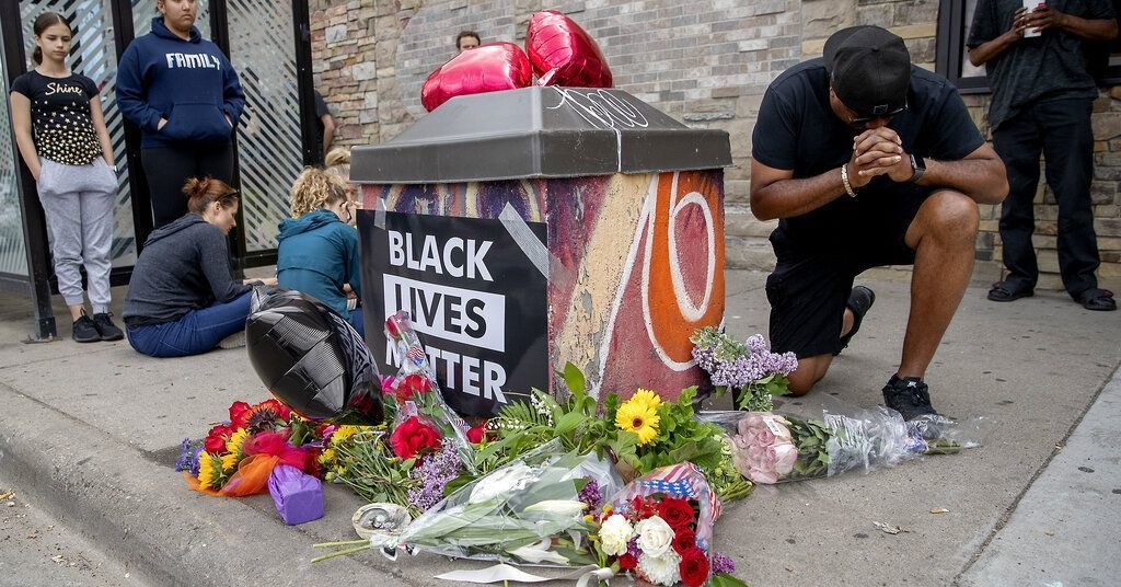 4 Minneapolis officers fired amid outrage over video showing death of unarmed black man