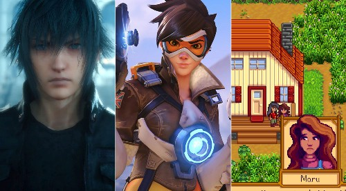 The 11 best video games of 2016