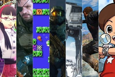 Fall 2015 game preview: our 31 most anticipated games of the season
