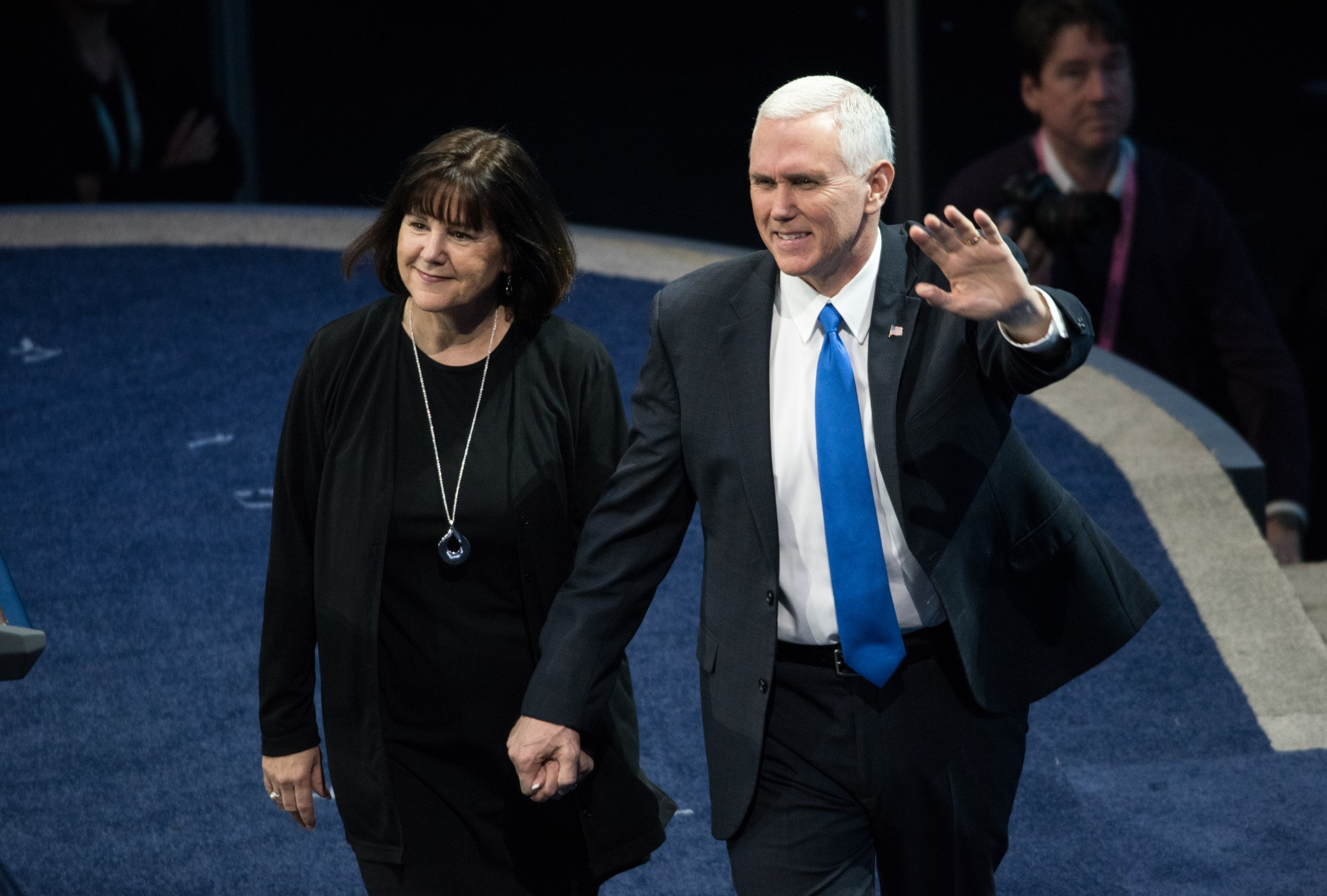 """Vice President Pence's """"never dine alone with a woman"""" rule isn't honorable. It's probably illegal."""