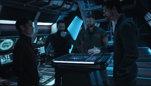The Expanse season 4 settles down for an anti-colonial disaster