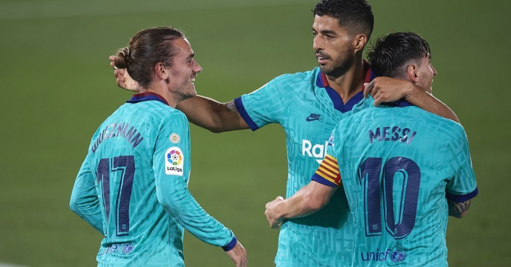 Five talking points from Villarreal 1-4 Barcelona