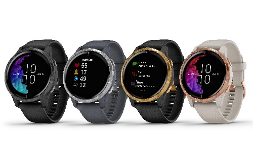 Garmin's new Venu sports watch with OLED display prioritizes gyms over trails