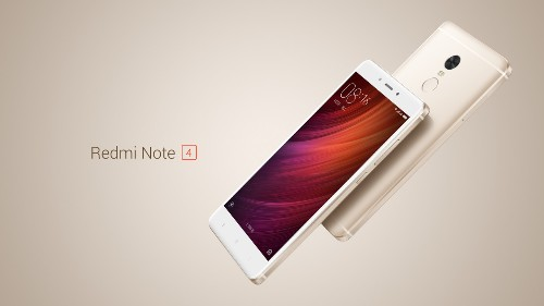 Xiaomi's Redmi Note 4 has a big 4,100 mAh battery and a tiny price tag