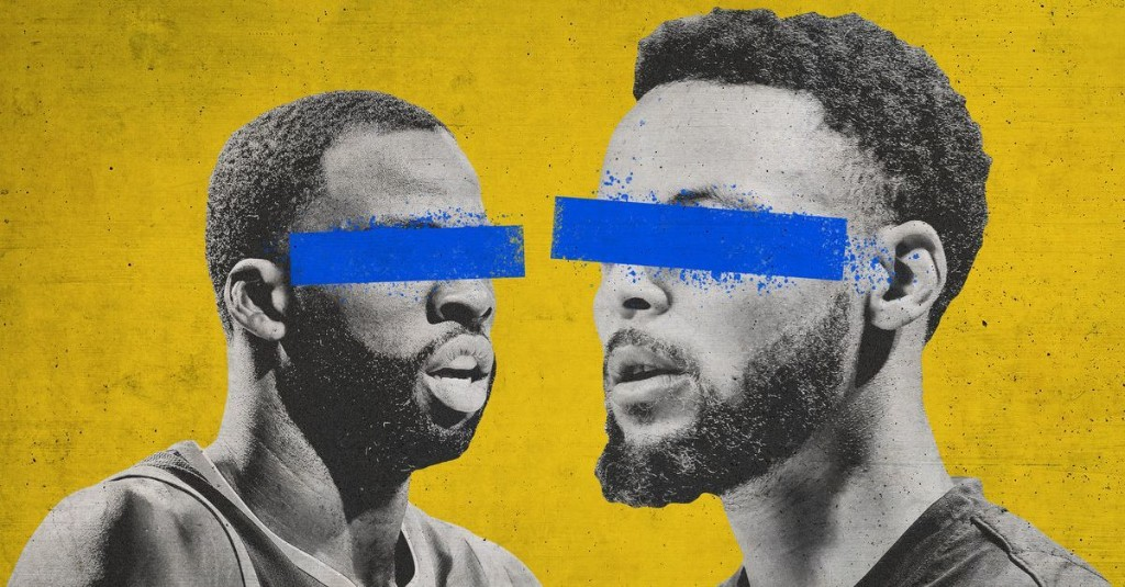 These Golden State Warriors Look Light-Years Behind