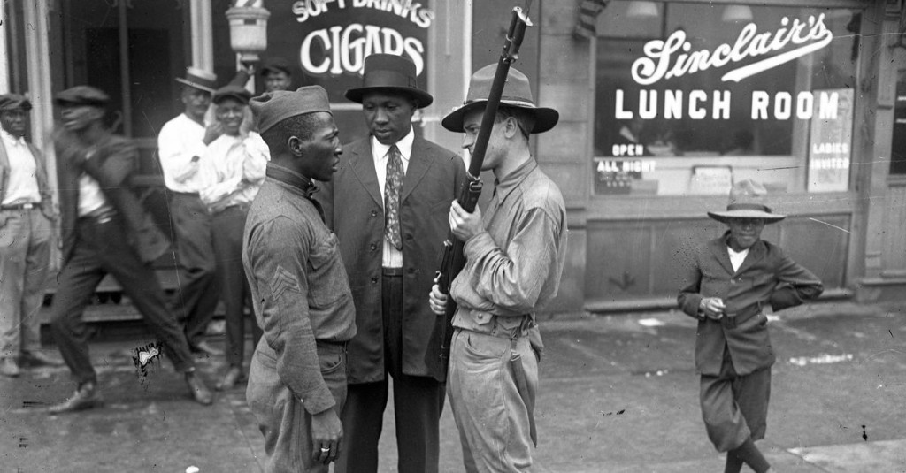 How racist policing took over American cities, explained by a historian