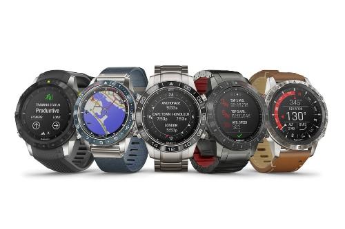 Garmin's $1,500-plus Marq GPS smartwatches take on the luxury watch world