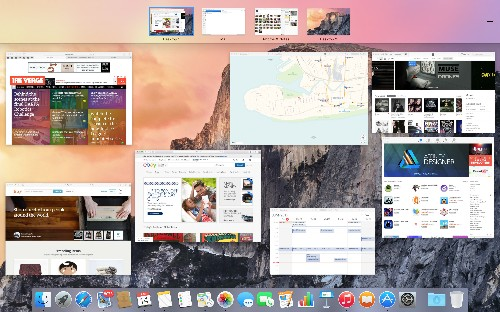 Mac OS X El Capitan preview