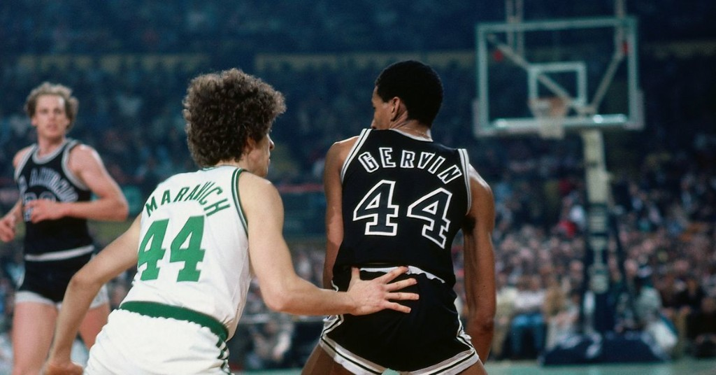 You Tube Gold: George Gervin Was One Cool Spur