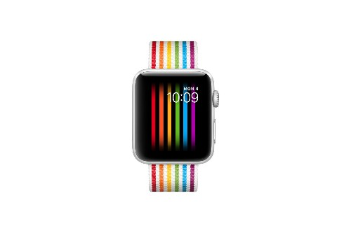 Apple blocks its gay pride watch face in Russia