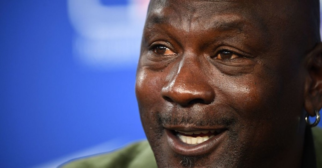 Michael Jordan is opening health clinics for people without health insurance