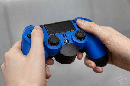Yes, the $29.99 PS4 controller upgrade is worth it