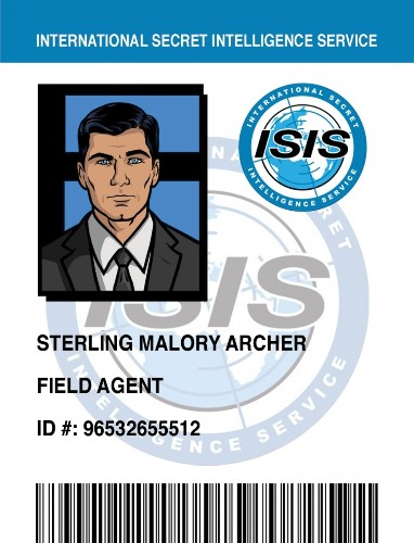 This is how FX's 'Archer' will drop the ISIS name in its season six premiere