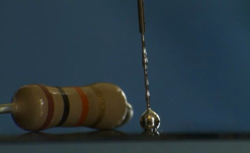 Liquid metal printing brings us closer to flexible gadgets on demand