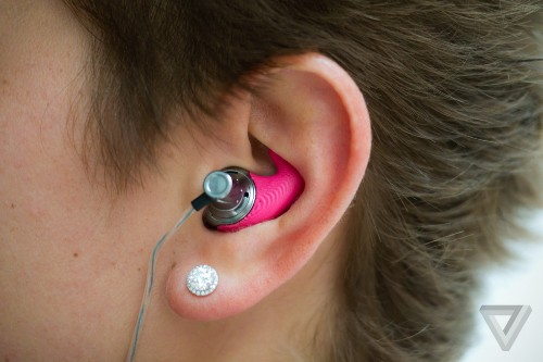 Normals are 3D-printed earbuds made just for you