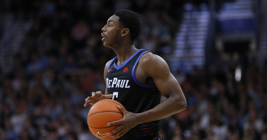 Former DePaul player Jalen Coleman-Lands signs with Iowa State