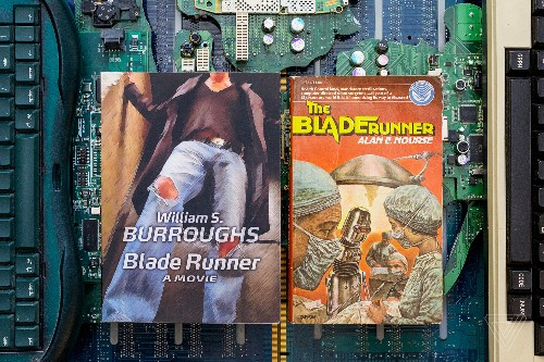 How Blade Runner got its name from a dystopian book about health care
