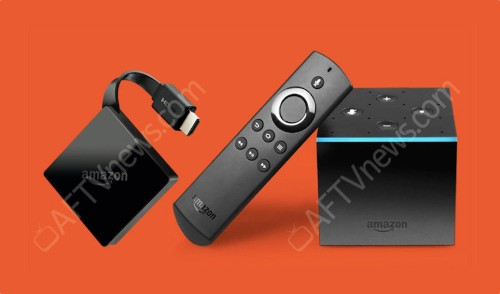 Amazon's new flagship Fire TV looks like a square Echo Dot