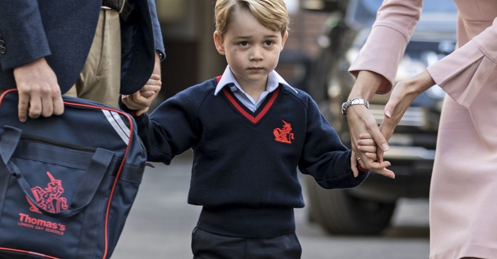 Prince George Wore the Best Fall Look, Sorry Fashion Week