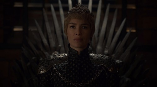 For better or worse, the Iron Throne is Game of Thrones' endgame