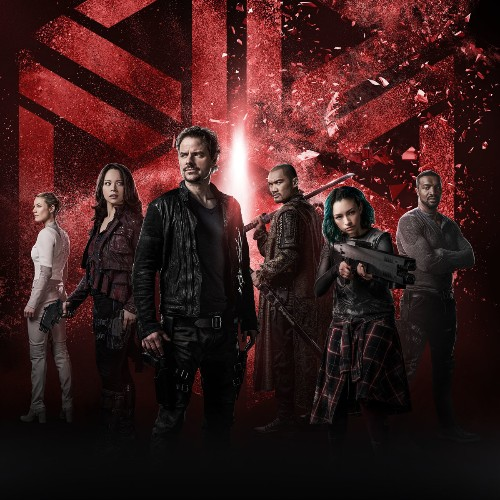 Syfy's pulpy space opera Dark Matter is back — here's why you should watch